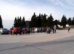 Tokratni izlet učencev Planinskega krožka OŠ Horjul je potekal  po prostranstvih Pohorja. Pri hotelu Planja na Rogli smo pustili naše avtomobile.
