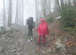 Tudi dež in sneg ne ustavita najbolj vztrajnih