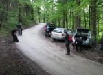 Udeležencev ture iz Stahovice na Veliko planino je bilo sedem