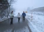Začeli  smo na križišču cest za Artviže in Tatre.