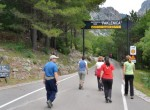 Nacionalni park Paklenica se nahaja v južnem delu Velebita, v  bližini Zadra.