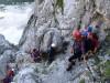 Plezanje ob klinih in vrveh