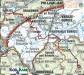 Prikaz trase poti od Horjula do Krima.  Podatek o prehojeni poti iz GPS-ja: 28 km. Mogoče pa še  kdaj.