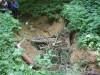 Vidimo, da je zadrževalna prepreka za deročo vodo v Prelovniku  še vedno taka, kot je bila takrat, ko smo jo naredili