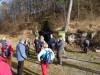 Spotoma ogled rovov in utrdbe alpskega zidu na Primožu